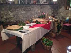 Il Ristorante - Esposizione Prodotti e Pietanze