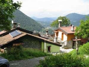 L'Agriturismo - Panoramica Casale Principale