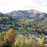 Vista Al-Marnich - Panorama Autunnale