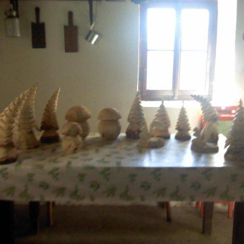 Artigianato Locale - Sculture in Legno