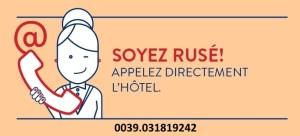 Contatta l'albergo direttamente - Riceverai un Trattamento Speciale