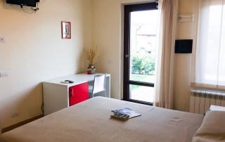 Camera Rossa - Agriturismo Sarzana Liguria La Spezia