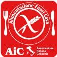 AIC logo AFC quadro rosso