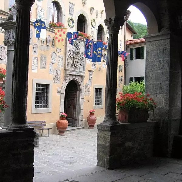 palazzo pretorio cutigliano