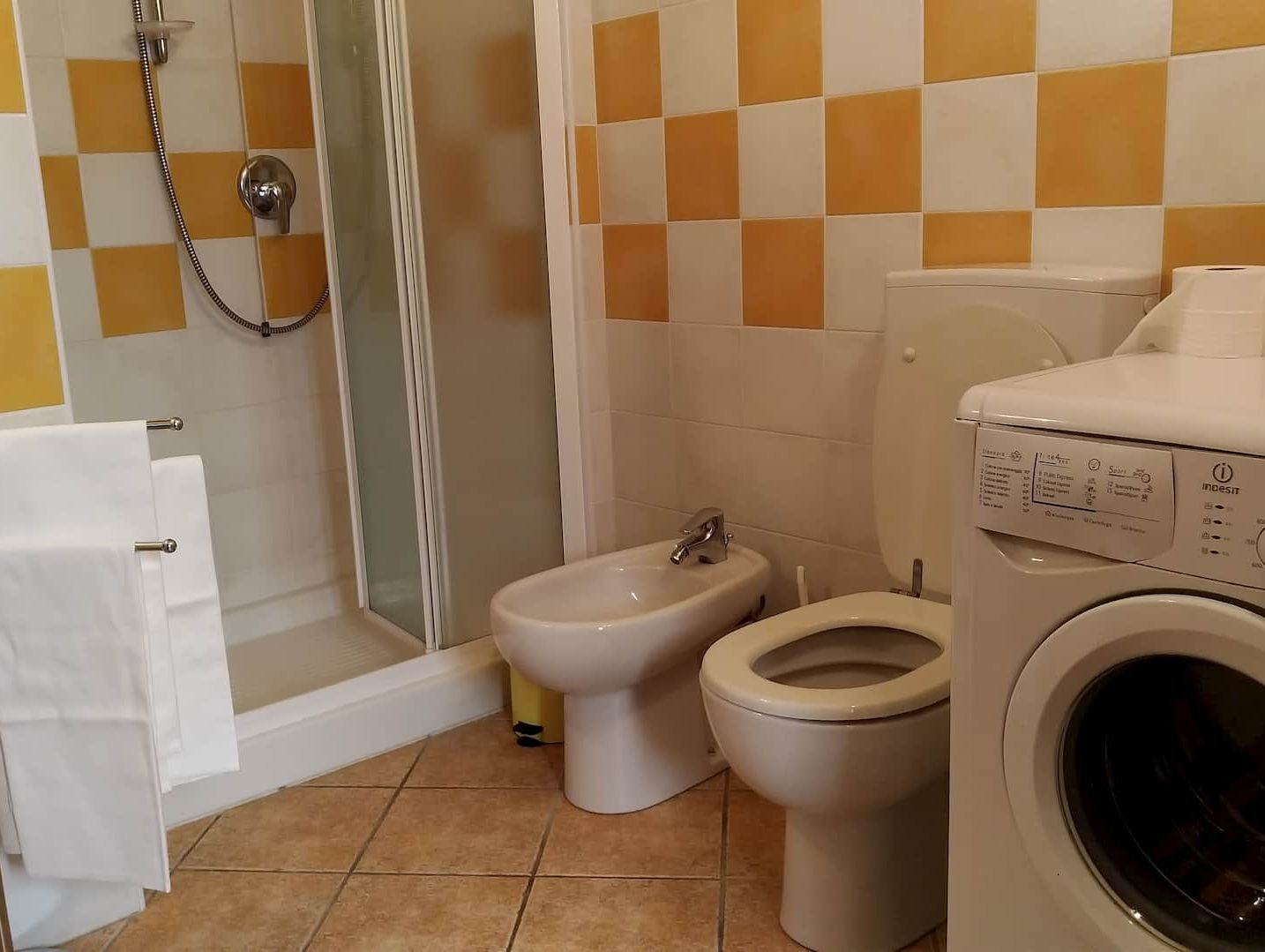 Il bagno di Casa Clementi