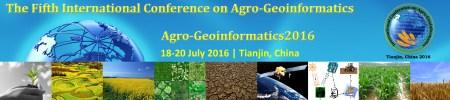 Agro-Geoinformatics 2016