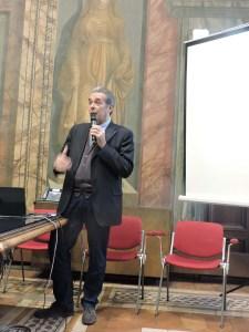 Guido Magnoni presenta i dati dell'Osservatorio Agroalimentare ITA-ICE