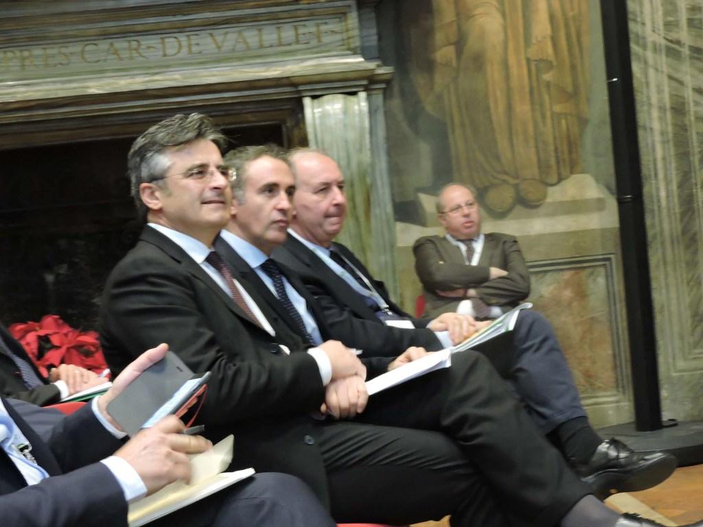 Agronetwork Giuseppe Blasi, Leonardo Di Gioia, Michele Dau, Antonio Caponetto