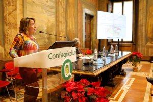 AgroNetwork News - Relazione di Giovanna Parmigiani sulla crisi idrica connessa ai cambiamenti climatici.