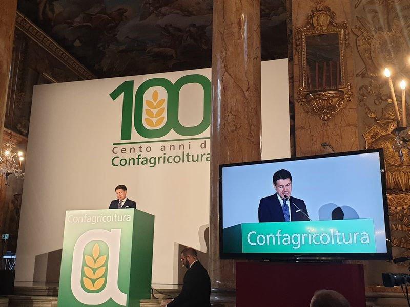 Conte al Centenario di Confagricoltura - Una storia appena iniziata - Centenario Confagricoltura - Agronetwork News