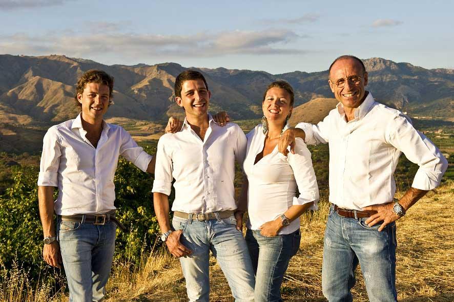 IIl futuro è già presente - Famiglia Cambria - Agronetwork Network