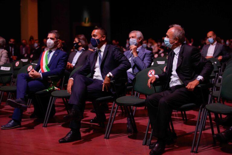 Agronetwork Notizie - Cibus Forum 2020 - Pizzarotti Di Maio