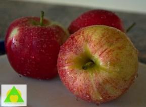 Pranje voca i povrca rastvorom sirceta