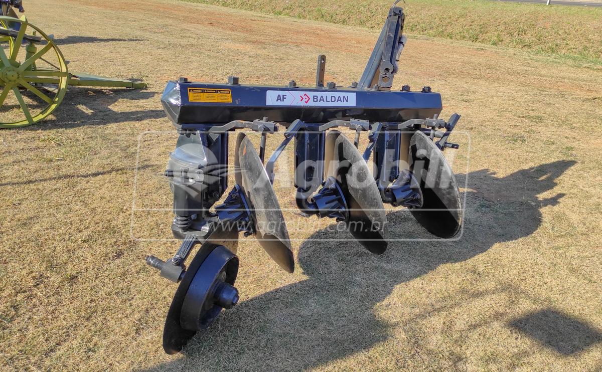 Arado Fixo 3 Discos – Baldan > Novo - Arado de Discos e Aivecas - Baldan - Agrobill - Tratores, Implementos Agrícolas, Pneus