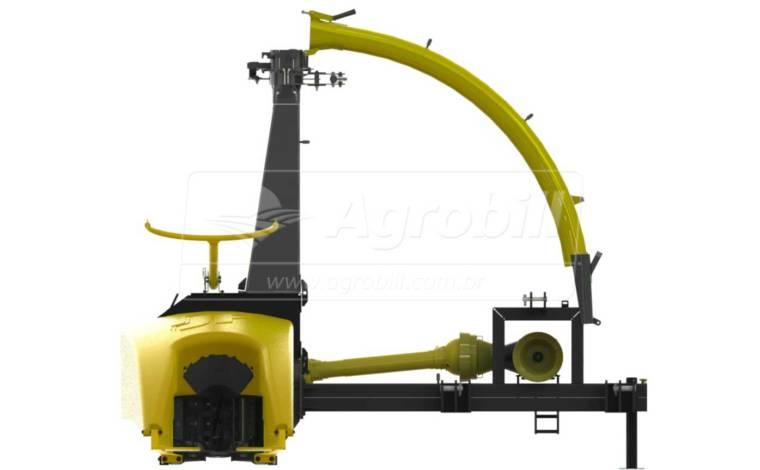 Colhedora de Forragens JF 192 C15 / Cardan / Bica Hidráulica / com Kit Processador de Grãos +PRO – JF > Nova - Colhedora de Forragens / Forrageira - JF - Agrobill - Tratores, Implementos Agrícolas, Pneus
