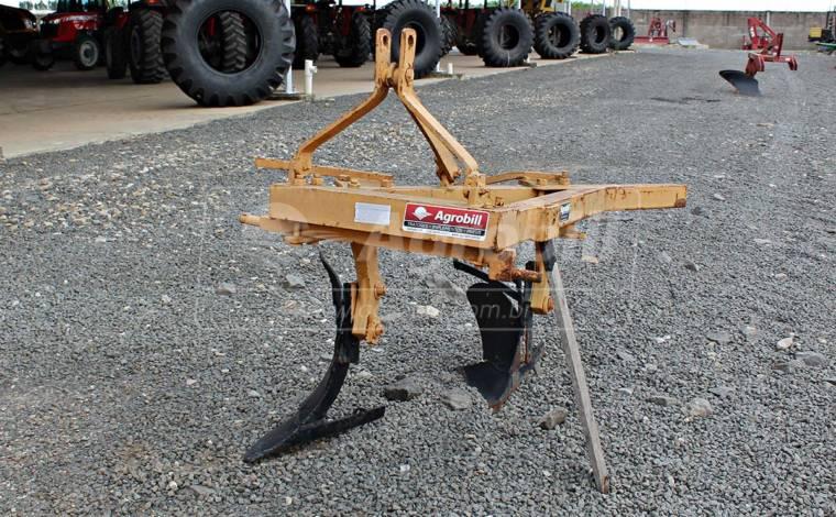 Arado 2 Aivecas – Ikeda > Usado - Arado de Discos e Aivecas - Ikeda - Agrobill - Tratores, Implementos Agrícolas, Pneus