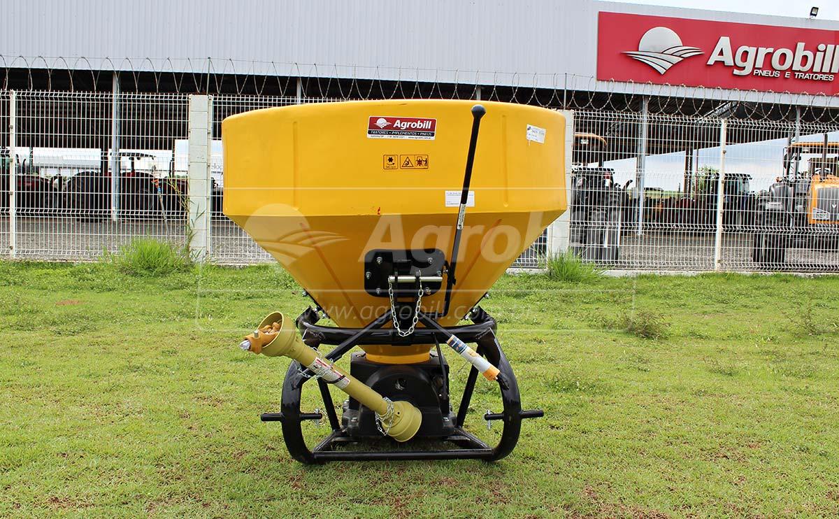 Distribuidor Semeador de Calcário e Fertilizantes JF Maestro 600 > Novo - Distribuidor de Calcário - JF - Agrobill - Tratores, Implementos Agrícolas, Pneus