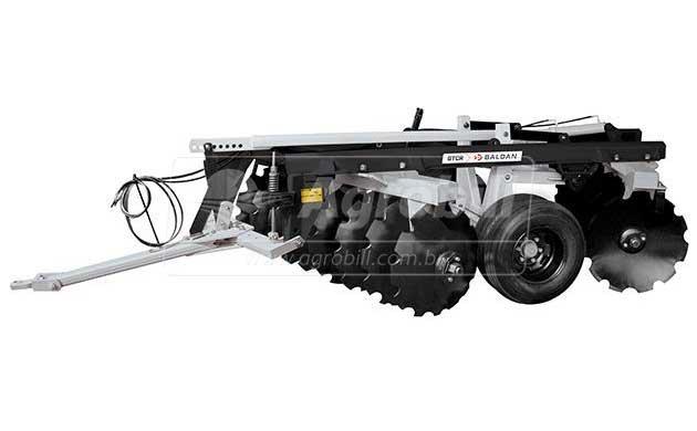 Grade Aradora Pesada GTCR 30 x 32″ / com Pneus Duplos – Baldan > Nova - Grades Aradoras - Baldan - Agrobill - Tratores, Implementos Agrícolas, Pneus