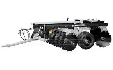 Grade Aradora Pesada GTCR 18 x 32″ / com Pneus Duplos – Baldan > Nova - Grades Aradoras - Baldan - Agrobill - Tratores, Implementos Agrícolas, Pneus
