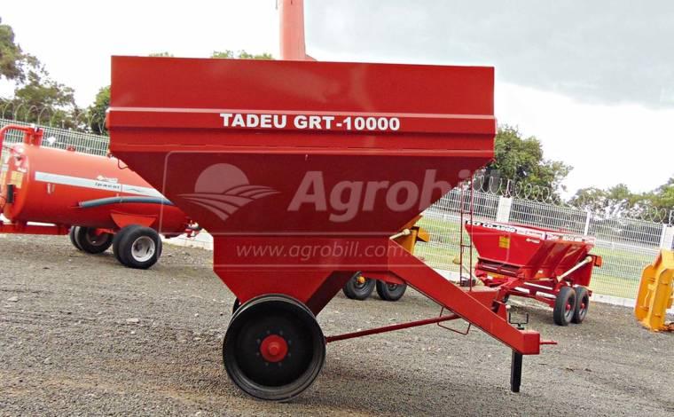 Carreta Graneleira 10 Toneladas GRT 10000 / sem Pneus – Tadeu > Nova - Carreta Agrícola Graneleira - Tadeu - Agrobill - Tratores, Implementos Agrícolas, Pneus