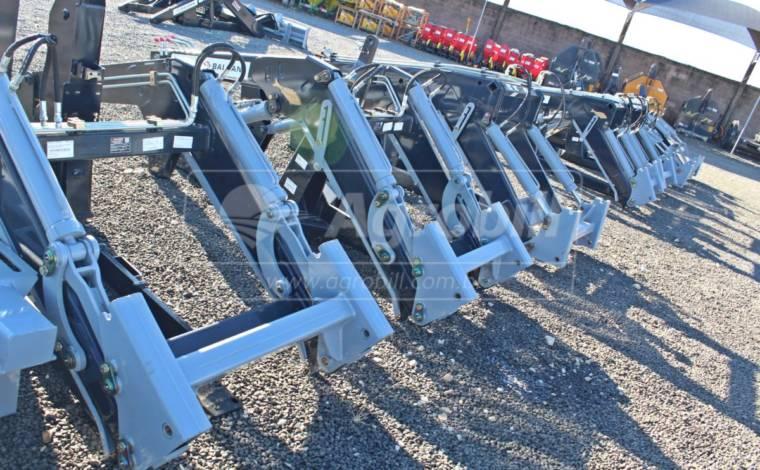 Conjunto de Concha PAM 600 BT para Tratores Massey Ferguson 265.4 / 275.4 Advanced 2007 GII – Baldan > Novo - Conjunto para Massey Ferguson - Baldan - Agrobill - Tratores, Implementos Agrícolas, Pneus