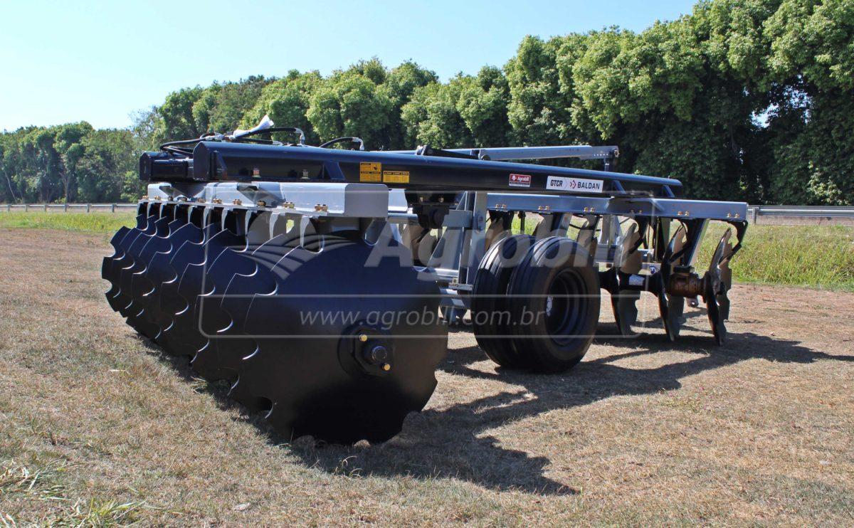 Grade Aradora Pesada GTCR 20 x 34″ / com Pneus Duplos – Baldan > Nova - Grades Aradoras - Baldan - Agrobill - Tratores, Implementos Agrícolas, Pneus