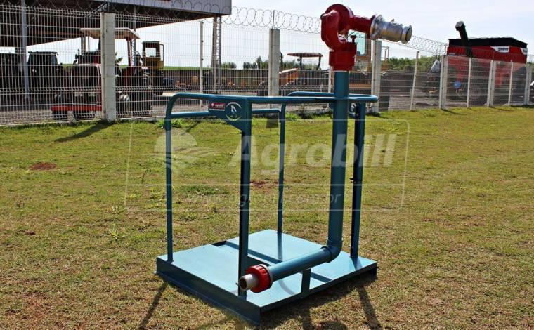 Canhão de Combate a Incêndio 2″ – Andrade > Novo - Bomba de Água - Andrade - Agrobill - Tratores, Implementos Agrícolas, Pneus