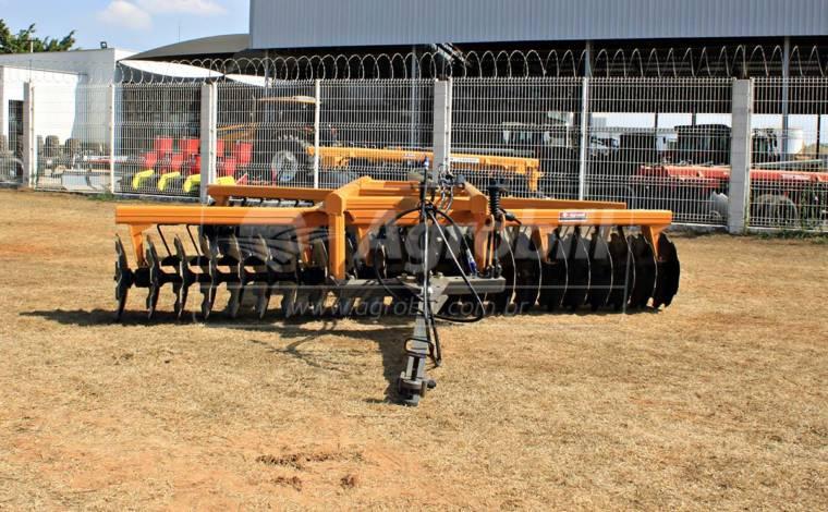 Grade Niveladora Controle Remoto NVCR 44 x 22″ x 200 mm – Baldan > Nova - Grades Niveladoras - Baldan - Agrobill - Tratores, Implementos Agrícolas, Pneus