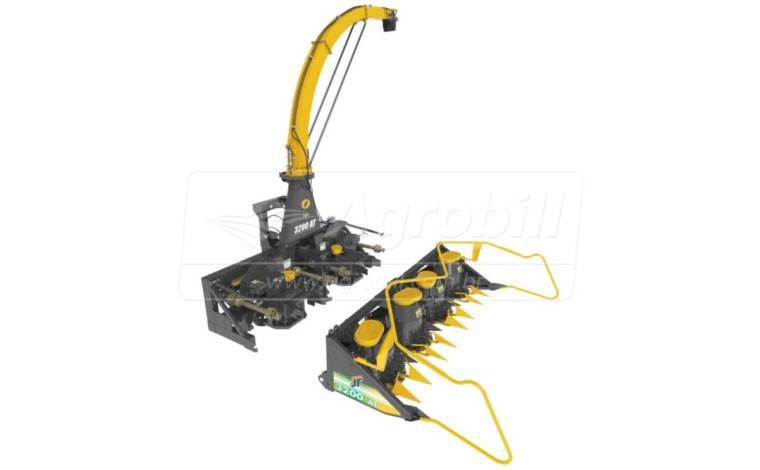 Colhedora De Forragens JF 3200 AT S2 / com Kit Processador de Grãos +PRO > Nova - Forrageira - JF - Agrobill - Tratores, Implementos Agrícolas, Pneus