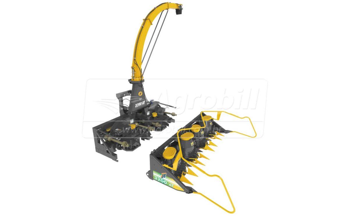 Colhedora De Forragens JF 3200 AT / com Kit Processador de Grãos +PRO > Nova - Forrageira - JF - Agrobill - Tratores, Implementos Agrícolas, Pneus