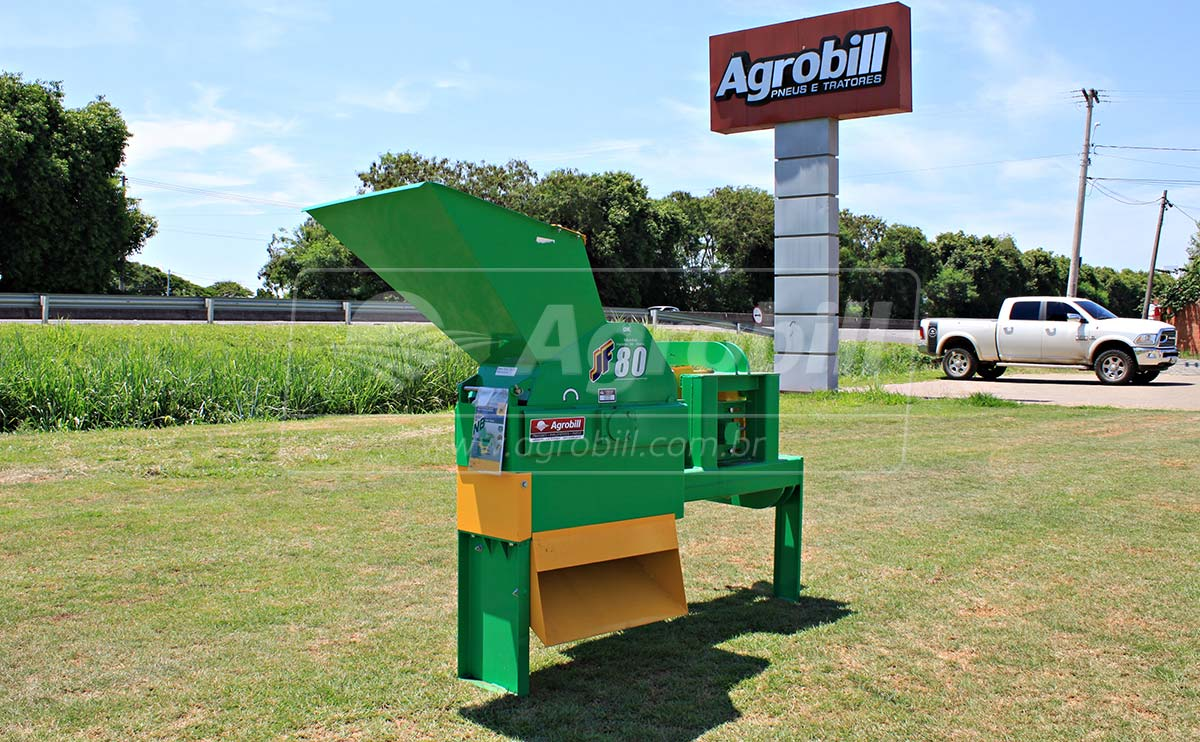 Moinho JF 80 / Tratorizado  > Novo - Moinho - JF - Agrobill - Tratores, Implementos Agrícolas, Pneus