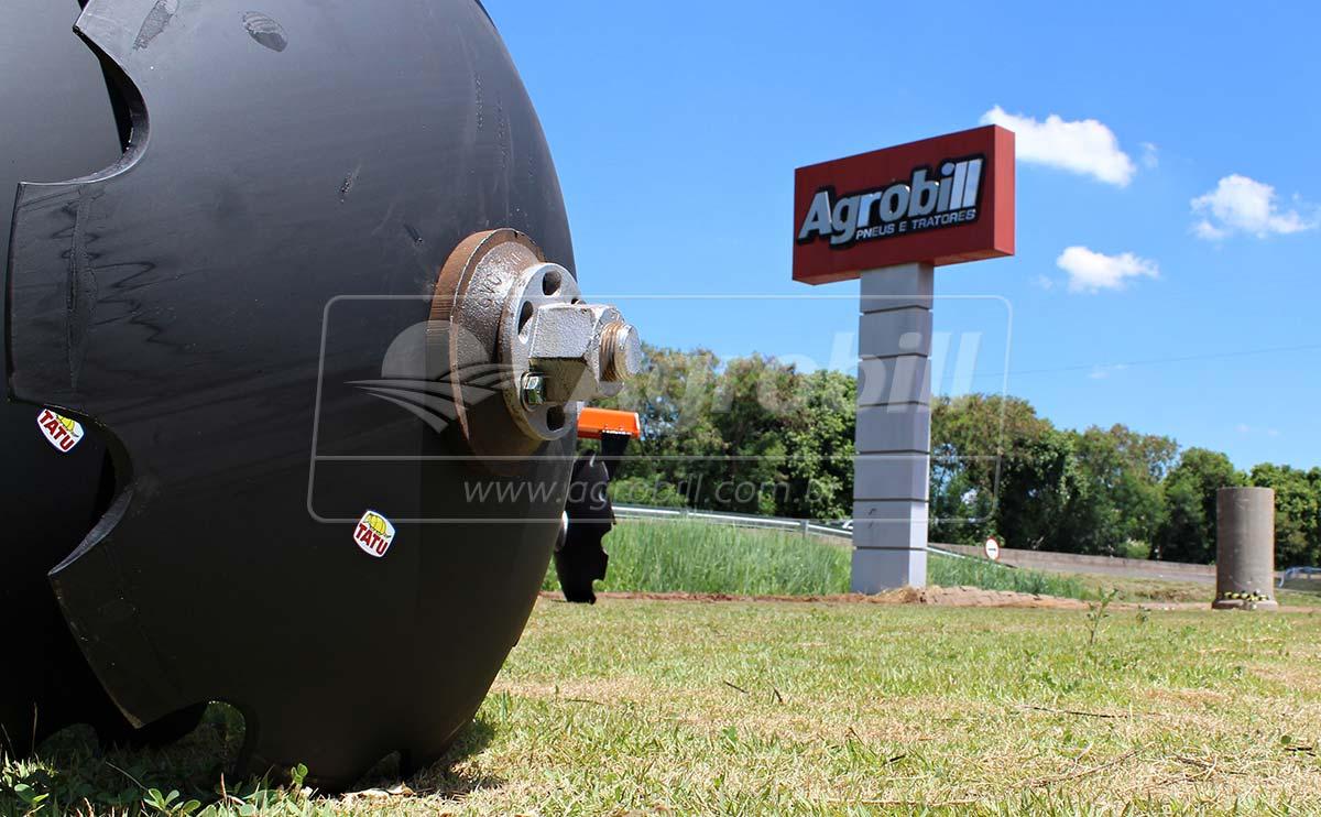 Grade Super Aradora Intermediária SAC 32 x 28″ x 7,5 mm- Civemasa > Nova - Grades Aradoras - Civemasa - Agrobill - Tratores, Implementos Agrícolas, Pneus