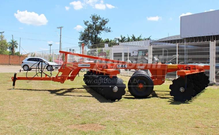 Grade Super Aradora Intermediária SAC 32 x 28″ – Civemasa > Nova - Grades Aradoras - Civemasa - Agrobill - Tratores, Implementos Agrícolas, Pneus