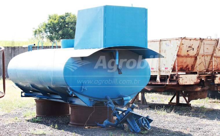 Tanque de Água 8.000 Litros – Usado - Tanque de Água - Personalizado - Agrobill - Tratores, Implementos Agrícolas, Pneus