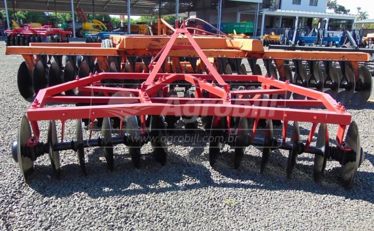 Grade Niveladora Hidráulica GH 24 Discos – Tatu > Usada - Grades Niveladoras - Personalizado - Agrobill - Tratores, Implementos Agrícolas, Pneus