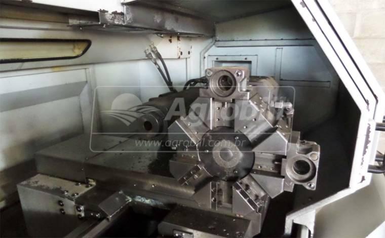 Torno CNC Romi Centur 35D Multiplic > Usado - Equipamentos Diversos - Romi - Agrobill - Tratores, Implementos Agrícolas, Pneus