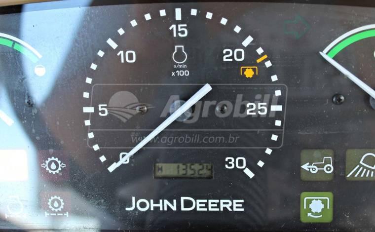John Deere 6110 J 4×4 ano 2014 com 1352 horas de uso !! - Tratores - John Deere - Agrobill - Tratores, Implementos Agrícolas, Pneus