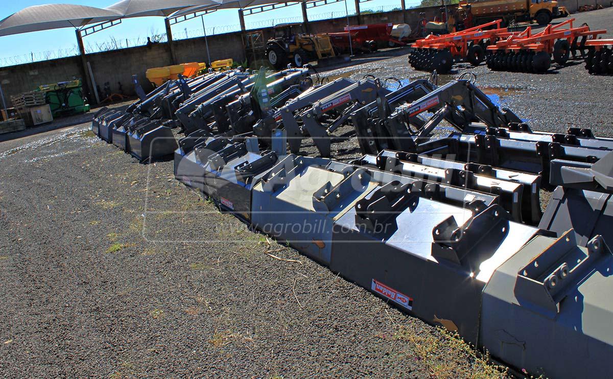 Conjunto De Concha PAM 800 BT para Tratores New Holland 7630 4×4 / 2003 á 2007 – Baldan > Novo - Conjunto para Ford/New Holland - Baldan - Agrobill - Tratores, Implementos Agrícolas, Pneus