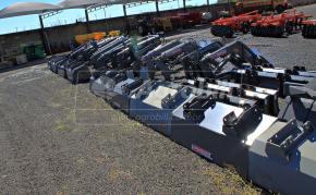 Conjunto de Concha PAM 1100 BT para Tratores Valtra BH 180 GIII- Baldan > Novo - Conjunto para Valtra/Valmet - Baldan - Agrobill - Tratores, Implementos Agrícolas, Pneus