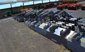 Conjunto de Concha PAM 600 BT para Tratores John Deere 5055.4 / 5065.4 – Baldan > Novo - Conjunto para John Deere - Baldan - Agrobill - Tratores, Implementos Agrícolas, Pneus