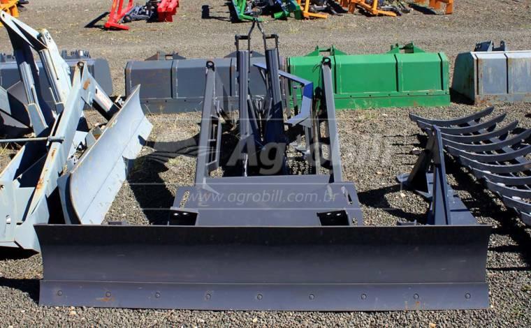 Conjunto de Lâmina PDM / BT para Tratores Massey Ferguson 265.4 / 275.4 Advanced – Baldan > Novo - Conjunto para Massey Ferguson - Baldan - Agrobill - Tratores, Implementos Agrícolas, Pneus