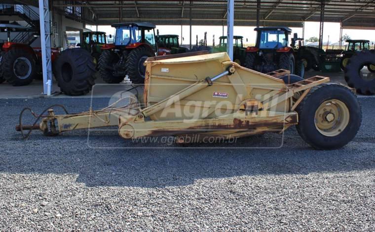 Scraper / Raspadeira  5.1 M³ – Madal > Usada - Scraper Raspadeira Agrícola controle remoto. - Madal - Agrobill - Tratores, Implementos Agrícolas, Pneus