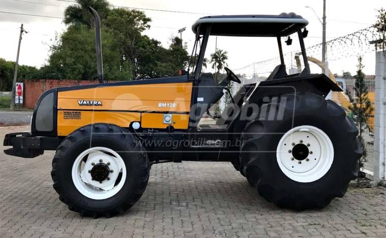 Trator Valtra BM 120 4×4 ano 2002 - Tratores - Valtra - Agrobill - Tratores, Implementos Agrícolas, Pneus