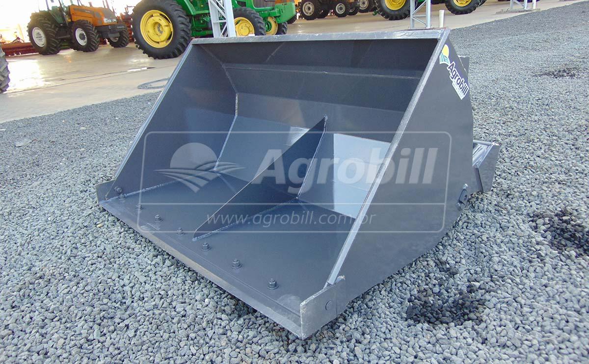 Pá Hidráulica / Concha Hidráulica PH-1300 para PD / BT – Baldan > Nova - Acessórios para Plainas Dianteiras - Baldan - Agrobill - Tratores, Implementos Agrícolas, Pneus