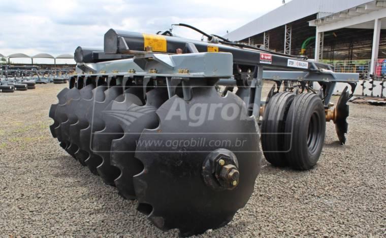 Grade Aradora Pesada GTCR 16 x 34″ x 9 / 340 mm / com Pneus Duplos – Baldan > Nova - Grades Aradoras - Baldan - Agrobill - Tratores, Implementos Agrícolas, Pneus