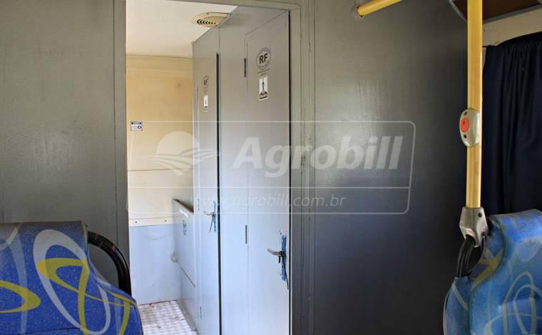 Ônibus 1418 Comil / Ano 2012 / dentro das normas de segurança e padrões técnicos (NR 31). - Caminhões - Mercedes-Benz - Agrobill - Tratores, Implementos Agrícolas, Pneus