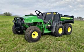 Gator John Deere 6×4 ano 2012 – Diesel - Tratores - John Deere - Agrobill - Tratores, Implementos Agrícolas, Pneus