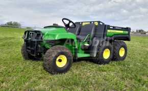 Gattor John Deere 6×4 ano 2012 - Tratores - John Deere - Agrobill - Tratores, Implementos Agrícolas, Pneus