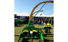 Colhedora de Forragens JF 1900  AT S3 > Nova - Forrageira - JF - Agrobill - Tratores, Implementos Agrícolas, Pneus