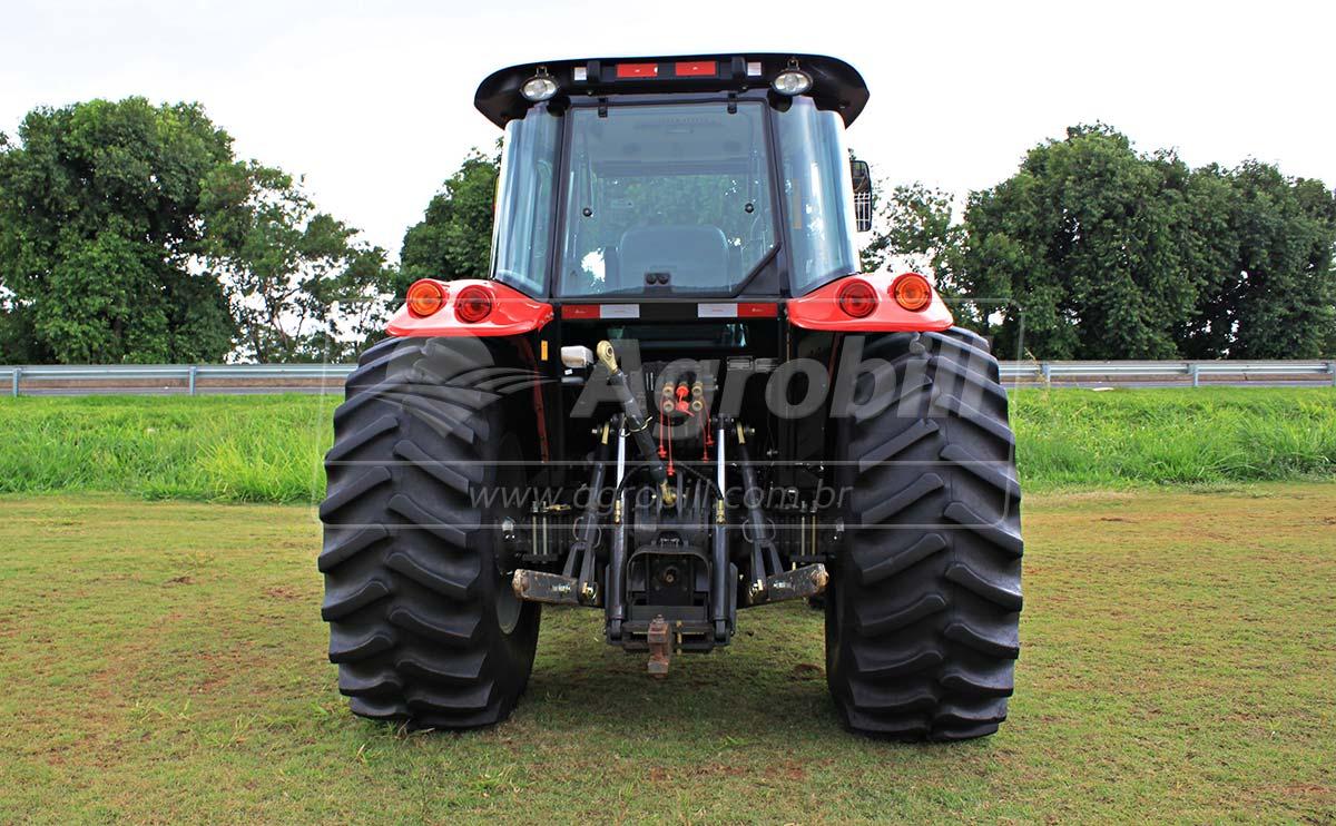 Trator Massey 4292 4×4 ano 2017 com 2024 horas - Tratores - Massey Ferguson - Agrobill - Tratores, Implementos Agrícolas, Pneus